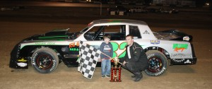Street Stock Feature Winner