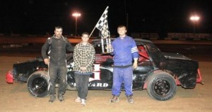Team Car Feature Winner
