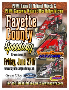 Brownstown Flyer 6.27.14