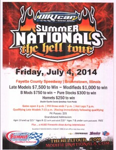 2014 Summer Nationals